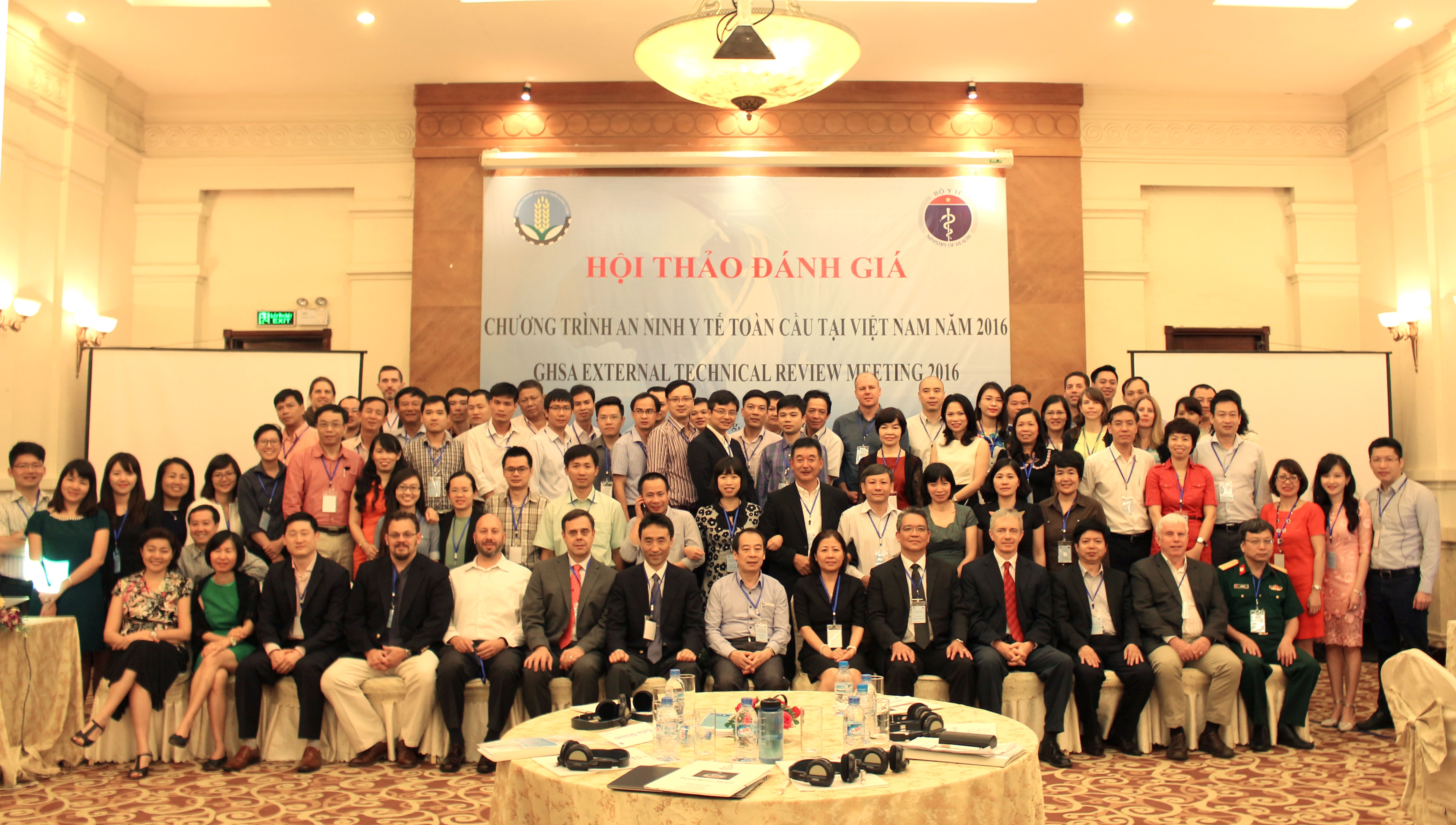 Reviewing the Global Health Security Agenda roadmap in Viet Nam