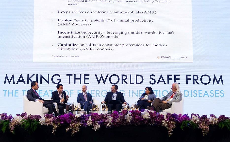 Hội nghị PMAC 2018 – Nỗ lực toàn cầu vì một thế giới an toàn trước các mối đe dọa bệnh truyền nhiễm mới nổi