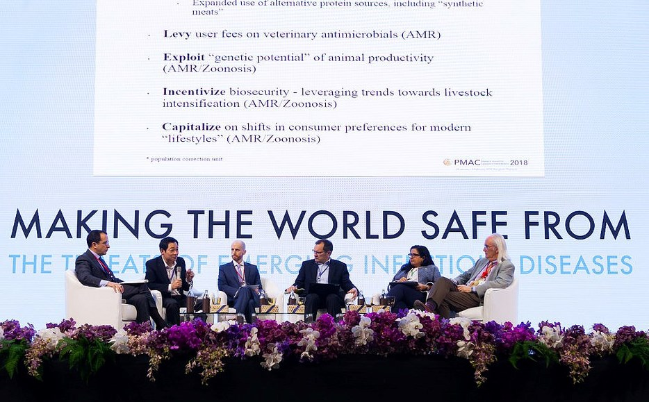 PMAC 2018 – Global efforts towards a World Safe from Threats due to Emerging Infectious Diseases