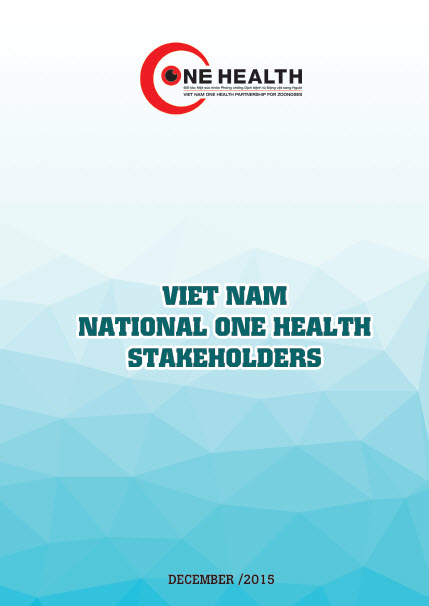 Viet Nam National One Health Stakeholders